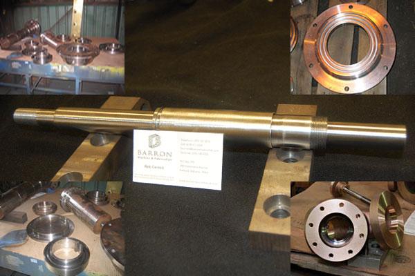 Barron Machine and Fabrication | Smaller Precision Parts