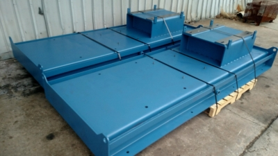 Barron Machine and Fabrication | Metso bases