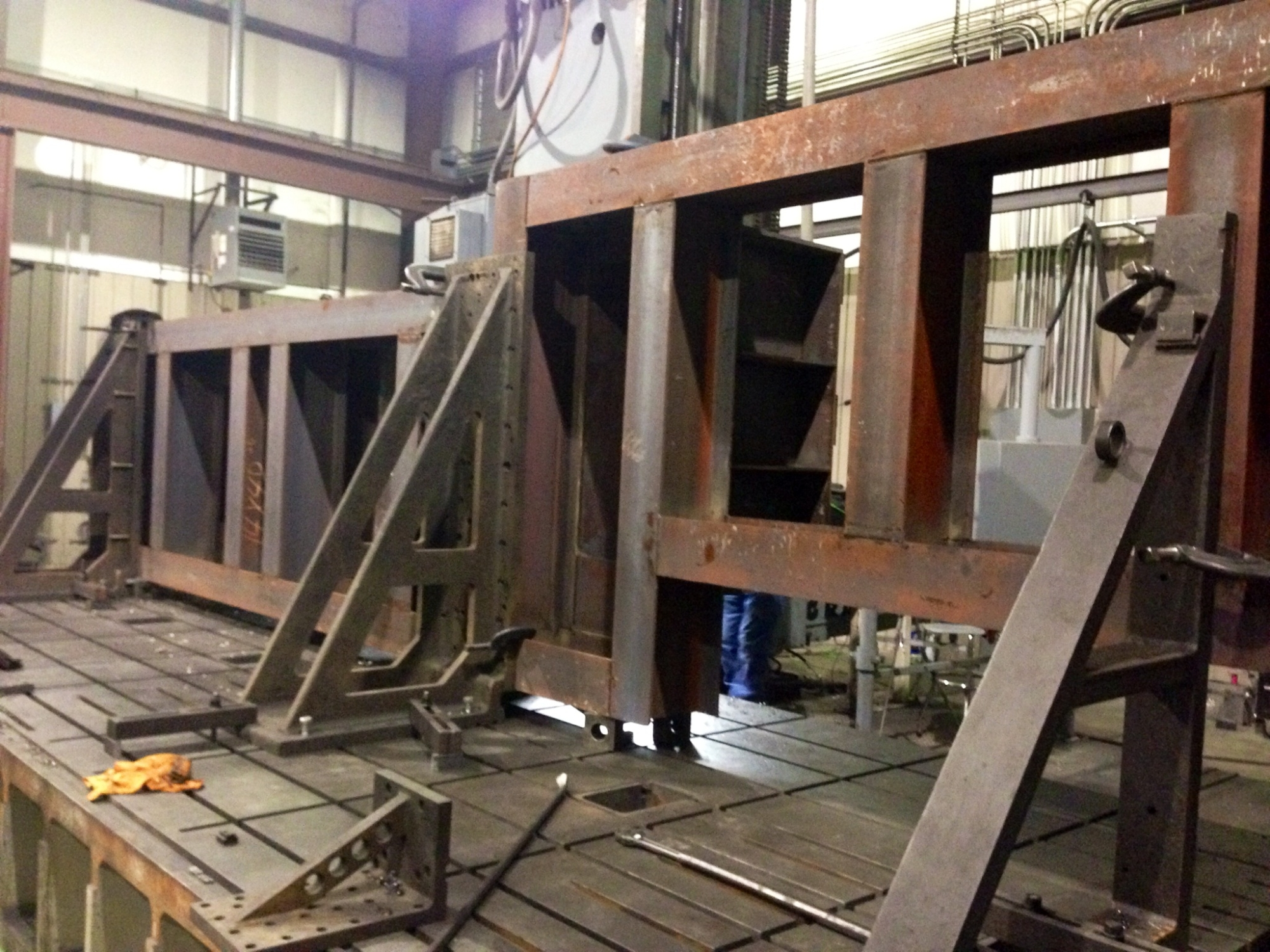 Barron Machine and Fabrication | Large Base