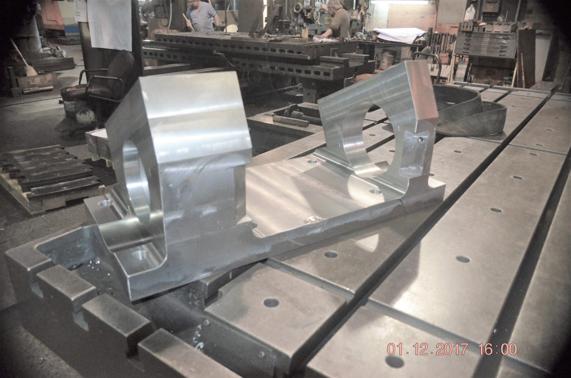 Barron Machine and Fabrication | Machined Part